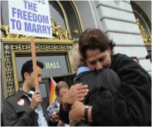 Gay Marriage Stopped in California