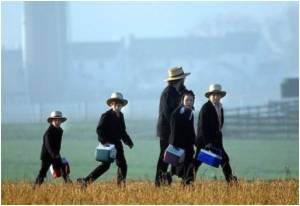Study Says US Amish Population Nearly Doubles in 16 Years