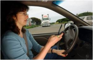Warning Labels on Cell Phones to Warn Drivers