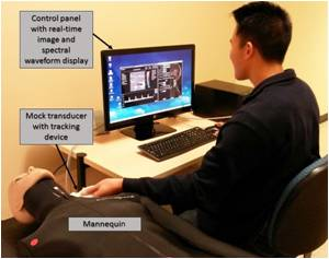 New Simulator Allows Clinicians to Hone Duplex Ultrasound Scanning Skills