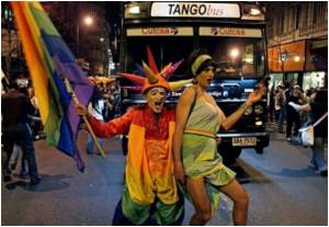 South America's First Gay Wedding Solemnized in Uruguay