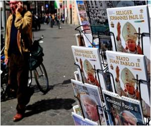 Rome In Religious Frenzy Ahead of John Paul II Beatification