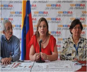 135 Being Treated for Cholera in Venezuela
