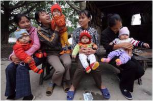 Alarmed by Baby Boom Vietnam to Enforce Two-child Rule
