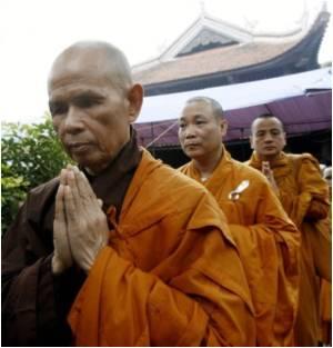 World's Happiest Man: A Buddhist Monk