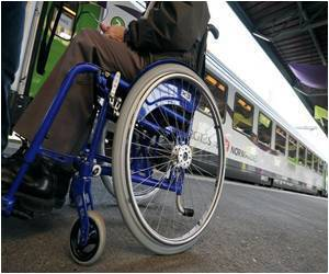 New Wheelchair to Help Disabled Stand Up Vertically