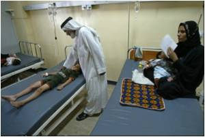 Cholera Infects 16,000 People in Northern Iraq: WHO