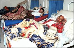Kala Azar Strikes South Sudan