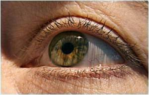 Next Generation Security Could Be Based On Eye Movements
