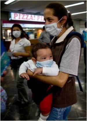 US Public Warned of Swine Flu Outbreak At Fairs