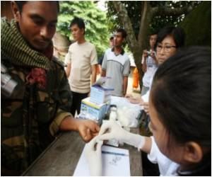 Government Sounds High Alert to Avert Epidemic in Assam Relief Camps