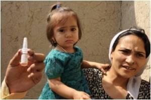 Afghan Polio Campaign to Go Ahead Despite Killings: WHO