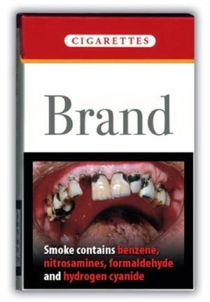 Negative Graphic Imagery Intensifies Desire to Quit Smoking