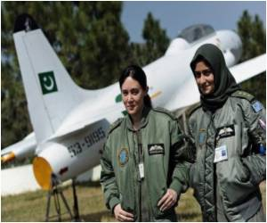 Pakistan's Women Fighter Pilots