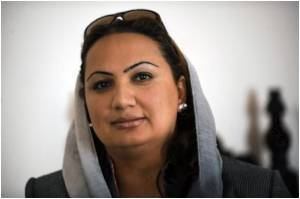 Despite Being a Successful Woman Afghan MP Is a Victim of Tradition