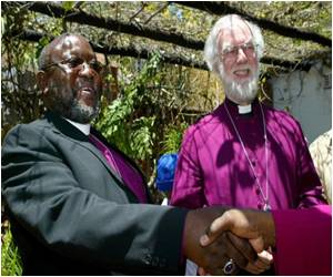 Archbishop Williams Urges Acceptance of People With HIV
