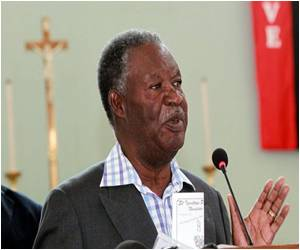 Sata Asks Bush to Help Africa Fight Maternal Deaths