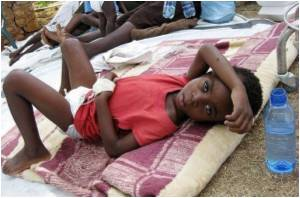 Central African Republic Badly Hit by Cholera