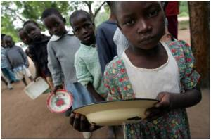 WFP Appeals for 118 Million Dollars Food Aid for Zimbabwe