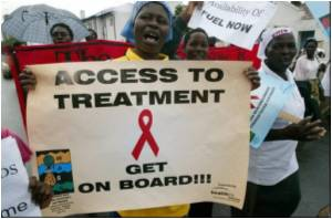Zimbabwe HIV Prevalence Rate Drops