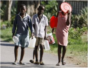 Zimbabwe Declares Cholera Outbreak A National Emergency