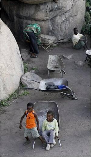 Cholera Unleashes Its Rein of Sickness in  Zimbabwe