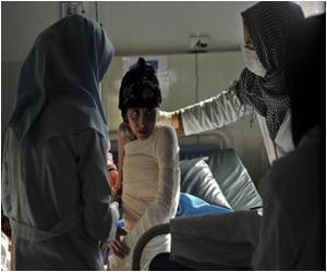 Self-immolation by Afghanistan's Teen Brides