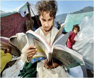 Disaster Victims Need Books too