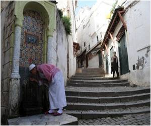 Neglect and Decay Threatens the Kasbah of Algiers