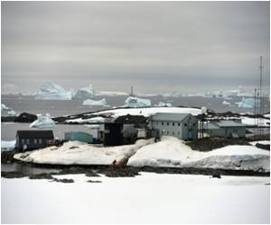 International Relations in a Cold Climate in Antarctica