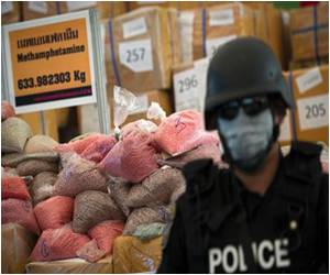 Methamphetamine Boom Sweeping Asia: UN