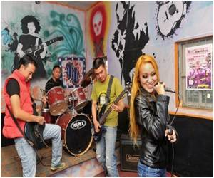 Manipur Becomes Rock Music Hub