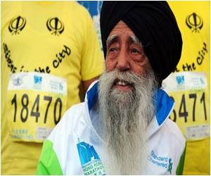 World�s Oldest Marathon Runner to Retire Aged 101