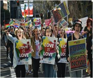 More Than 4,000 Australians Rally in Support of Same-Sex Marriage In Sydney