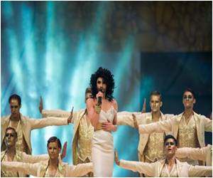 Life Ball Extravaganza In Vienna - Capital of Austria Draws Stars in Fight Against AIDS