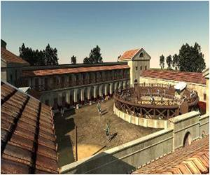 Roman Gladiator School on Banks of Danube in Austria Recreated Virtually by Archaeologists