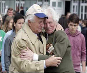 68th Anniversary of the Liberation of the Nazi Concentration Camp