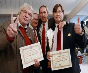Blind Wine-Tasting Competition Gets Belgium as Its Winner