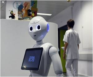 World's First Robot to Take Up Reception Duties at Belgian Hospitals