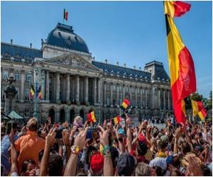 As Philippe Ascends Throne Belgium Throws Giant Party