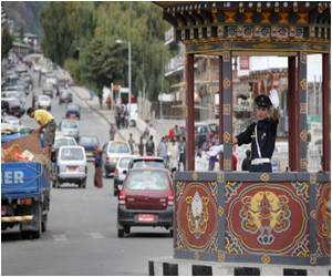 Weekly Pedestrian Day in Bhutan