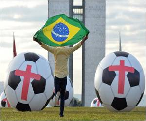 Football-crazy Brazil's World Cup Hides General Malaise