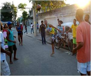 Rio Slum may Get Multimillion Aid Scheme