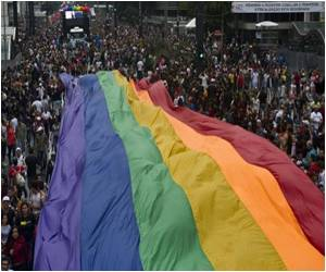 One Million People Take Part In Gay Pride in Sao Paulo