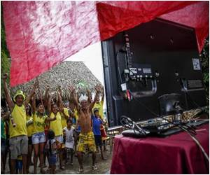 World Cup Fever Spreads to Brazil's Amazon Rainforest