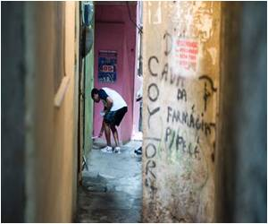 In Brazil Slum Postmen Act Like Detectives While Trying to Deliver Mail