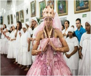 Africa-rooted Religions Connect Humans to Spiritual World