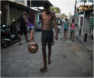 Football Photography in the City of God