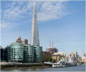 The Shard to Open Up Viewing Platform on Feb 1