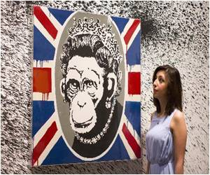 Banksy Retrospective to be Displayed in London Next Week